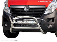 Кенгурятник усиленный для Opel Movano 2011 - ...
