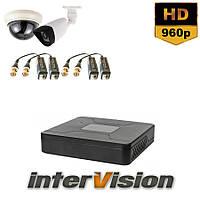 Комплект видеонаблюдения KIT-OUT11801 Intervision