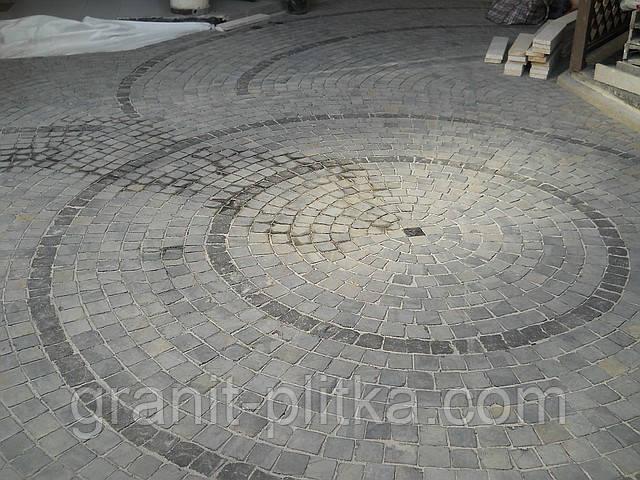 Камень тротуарный продажа в Житомир