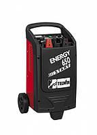 Пуско зарядная тележка для акб 12-24В TELWIN Energy 650 START Италия