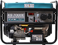 ⭐ Генератор бензиновый (5,5 кВт) Könner&Söhnen KS 7000E