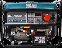 Генератор бензиновый Könner & Söhnen KS 7000E-3