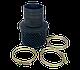 ⭐ Мотопомпа KS 100 (1350 л/мин) Konner & Sohnen бензиновая для чистой воды, фото 4