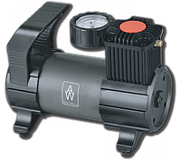 Компрессор атомобильный AUTO WELLE AW01-11 металл 12V 12A 30 l/min 100PSI