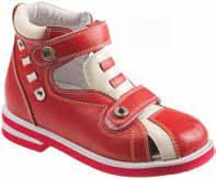 Ортопедические босоножки Сурсил Орто 10-021-2 красные