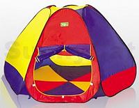 """Детская палатка """"Шестигранник""""  5008Т  (очень большая) КК"""