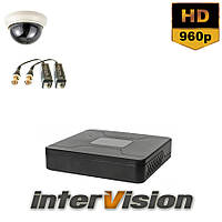 Комплект видеонаблюдения KIT-DOME 181 Intervision