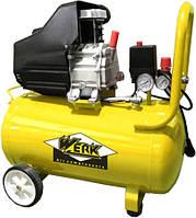 Компрессор BM-2T50N - 8 атм. 1,5 кВт, вход: 200 л/мин, ресивер 50 л. WERK
