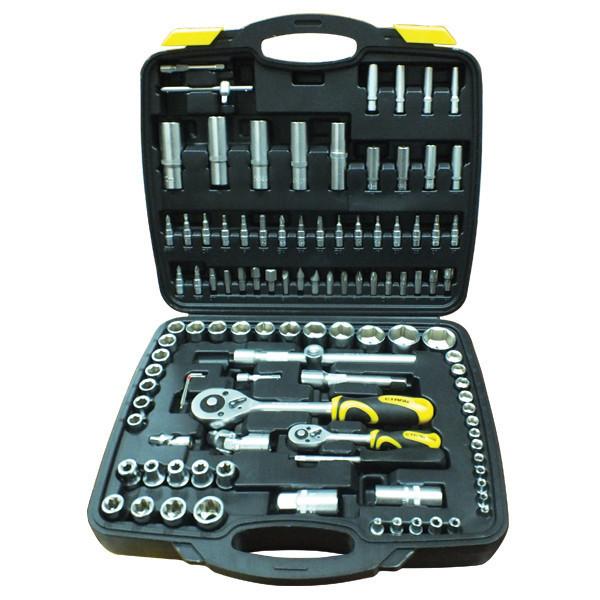 Профессиональный набор инструментов 108 единиц СТАЛЬ  AT-1081 (70012)