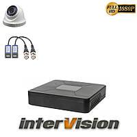 Комплект видеонаблюдения KIT-DOME 141 Intervision