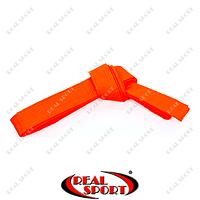 Пояс для кимоно Champion, оранжевый UR CO-4074 (хлопок, полиэстер)