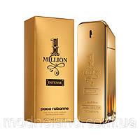 Мужская туалетная вода Paco Rabanne 1 Million Intense 100 ml (Пако Рабанн Ван Мильян Интенс)