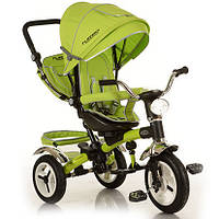 Велосипед детский трехколесный Turbo Trike M 3199-4HA Green (M 3199)