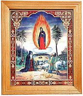Явление Пресвятой Богородицы (рамка-дерево)