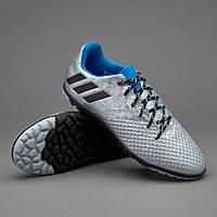 Детская футбольная обувь (многошиповки) Adidas Messi 16.3 TF Junior, фото 1
