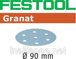 Шлифматериал Granat D 90 P60 Festool 497364