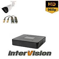 Комплект видеонаблюдения KIT-OUT1801 Intervision