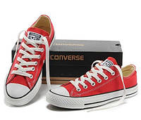 Кеды Converse All Star Red