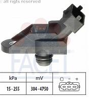 EPS 1.993.014 датчик вакуума на Opel Astra
