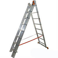 Лестница универсальная - 01411 (3х11) (BUDFIX)