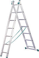 Лестница универсальная (2 ЧАСТИ) - 7507 (2х7) (ITOSS)