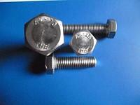 Болт нержавеющий М16 ГОСТ 7805-70. DIN 933