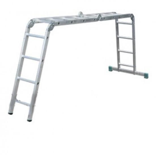 Лестница шарнирная - 4413 (4х4) (ITOSS)