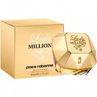 Paco Rabanne Lady Million edp 80 ml (Люкс) Женская парфюмерия