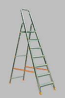 Стремянка алюминиевая - HOBBY 3917 (7ст) (ITOSS)
