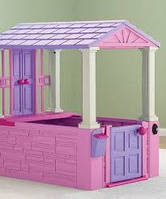 """Детский игровой домик """" Мой первый домик"""""""