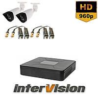 Комплект видеонаблюдения KIT-OUT2801 Intervision
