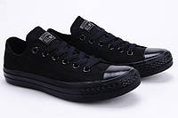 Кеды Converse All Star black