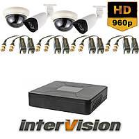 Комплект видеонаблюдения KIT-OUT22801 Intervision