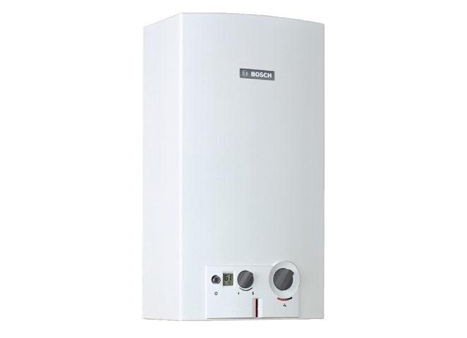 ⭐ Газовый проточный водонагреватель Bosch Therm 6000 O WRD 10-2 G