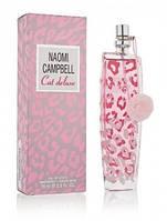 Naomi Campbell Cat Deluxe edt 75 ml (Люкс)  Женская парфюмерия