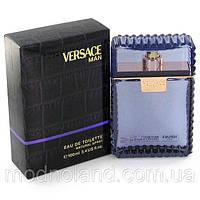 Мужская туалетная вода Versace Man 100 ml (Версаче Мэн)