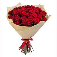"""Букет 39 красных роз """"Айред"""""""