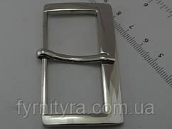 Пряжка металлическая 50мм 014 никель