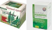 Растительный Ивапирин (кора белой ивы) для разжижения крови, профилактика инфарктов, инсультов