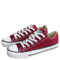 Кеды Converse All Star Burgundy