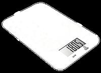 Весы (для кухни) - kes-1rw (белые, прямоуг., макс-5кг) GRUNHELM
