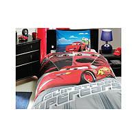 Постельное белье подростковое Tac Disney Cars Face Movie