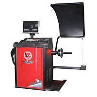 Балансировочный станок легковой  автомат с LCD дисплеем  BRIGHT CB968B