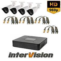 Комплект видеонаблюдения KIT-OUT4801 Intervision