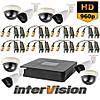 Комплект видеонаблюдения KIT-OUT44801 Intervision