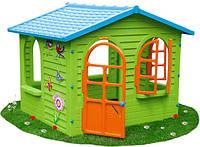 Домик для детей игровой Mochtoys 10425