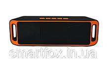 Портативная колонка A2DP SC-208 Bluetooth, фото 2