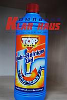 Средство для прочистки труб TOP Cleaner,1 литр