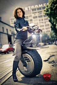 Моноцикл Ryno.