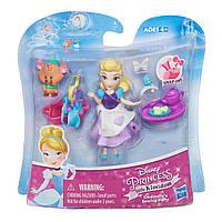 Игровой набор маленькая кукла Принцесса и ее друг в ассорт. HASBRO - DISNEY PRINCESS